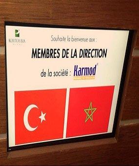 Een bezoek aan Koutoubia, bij de grote Marokkaanse levensmiddelenfabrikant