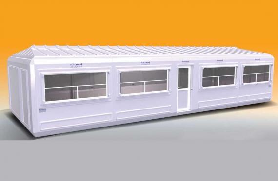 Verplaatsbaar Gebouw 390x1100cm
