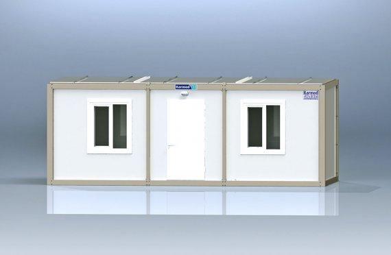 Flat Pack Kantoorcontainer K1002