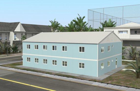 Elementenbouw Ziekenhuis 506m²