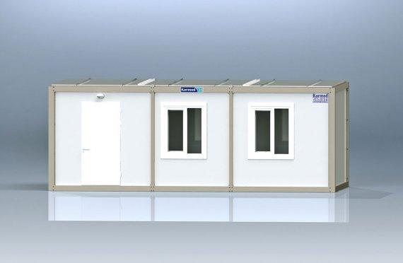 Flat Pack Kantoorcontainer K 1001