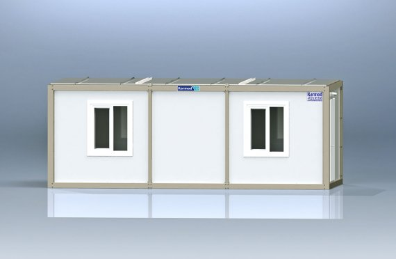 Flat Pack Kantoorcontainer K 1003