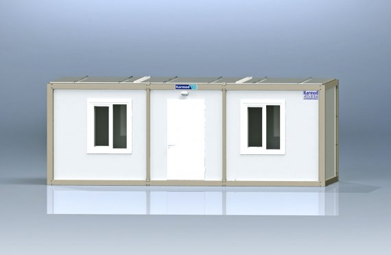 Flat Pack Kantoorcontainer K 3001