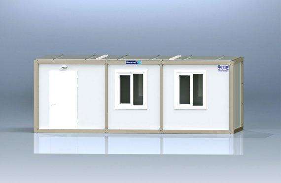 Flat Pack Kantoorcontainer K8001