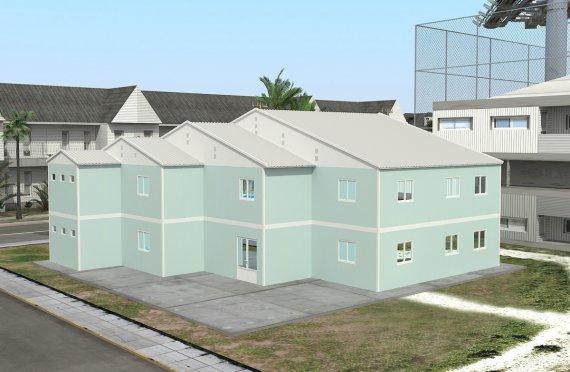 Verplaatsbaar Klaslokaal 508m²