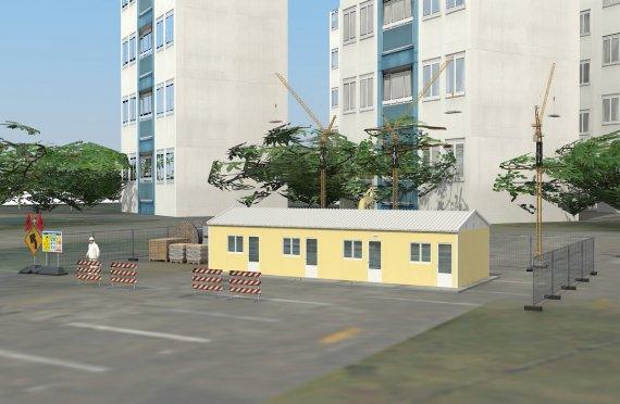 Elementenbouw Accommodatie Eenheid 79m²