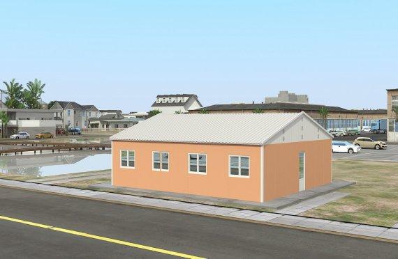 Elementenbouw Accommodatie Eenheid 91m²