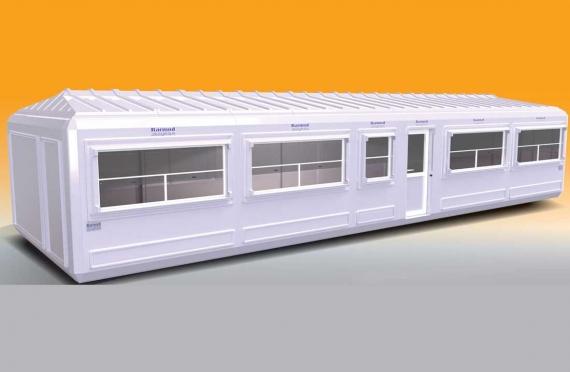 Verplaatsbaar Gebouw 390x1230
