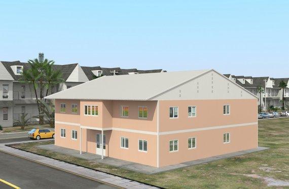 Verplaatsbaar Klaslokaal 594m²