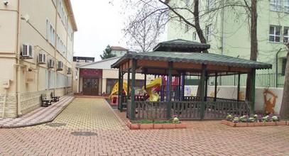 Een geprefabriceerd kinderdagverblijf werd door Karmod geleverd aan Bursa