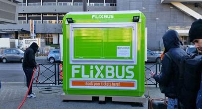 Flixbus ticketverkooppunten van Karmod