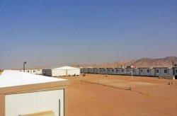 We hebben bouwplaatsen opgezet voor goudmijnarbeiders in Guinee