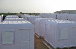 Groep administratiegebouwen in Senegal is voltooid
