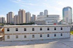 Bouwplaats Container