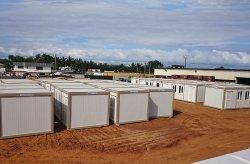 Container Vluchtelingenopvang