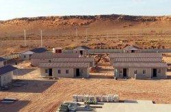 Geprefabriceerde Militaire Structuren