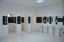 Geprefabriceerde Sanitaire Ruimtes